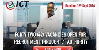 Jobs at ICTi