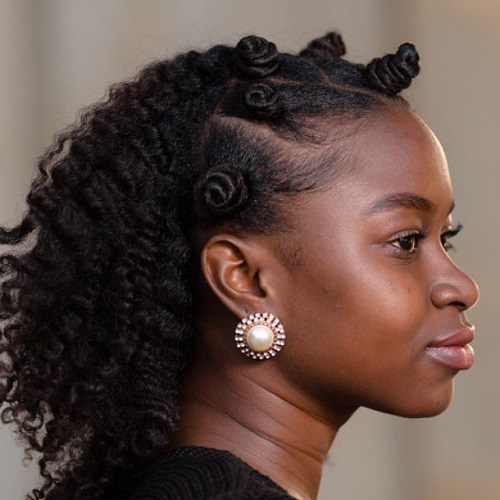 Hairstyles For Short Hair Kenya : ... beauty conscious ladies: Top Hairstyles worth trying - Kenya Current