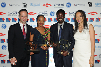 CNN Multichoice African Journalists 2016: Kenya's Asha Ahmed Mwilu & Rashid Idi