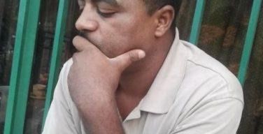 Ethiopian Blogger Seyoum Teshome
