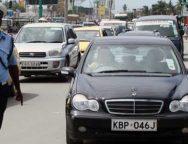 Traffic police Kenya