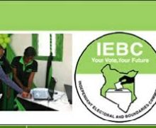IEBC: No idling or roming at the polling after voting