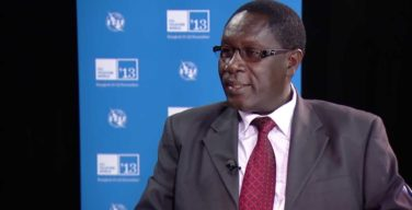 Francis Wangusi, Director General, Communication Authority of Kenya