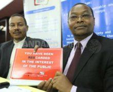 Kidero, Sonko, Joho, Waiguru among 20 aspirants 'redcarded'