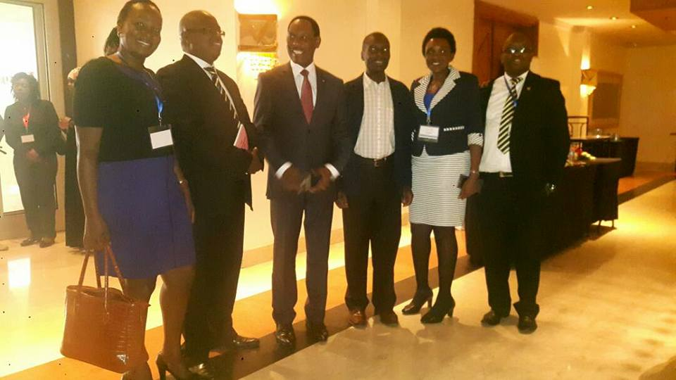 Kenyan journalists feted in the AJEA 2017