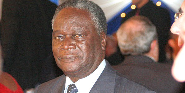 Powerful Moi Era cabinet minister is dead
