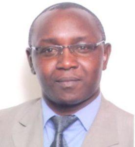 Haron Mwangi, former CEO, Media Council of Kenya
