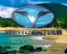 WorldVentures: Meet granny, 77, turning her dreams into reality