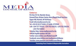 Media Council of Kenya