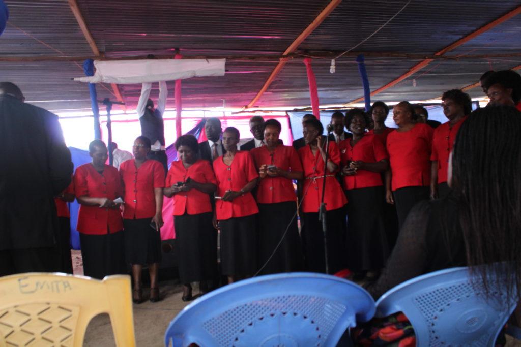 Nairobi Central Choir