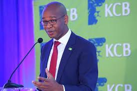 KCB boss Joshua Oigara crowned top CEO Africa