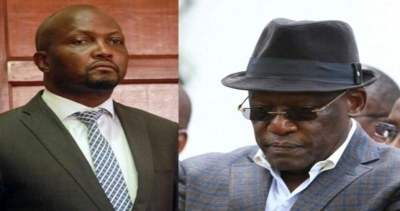 Kuria,Muthama Arrested Over Hate Speech