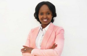 Angela Ndambuki is the new KNCCI CEO