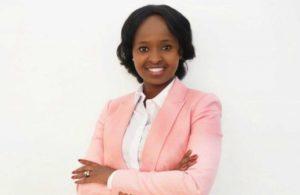 Angela Ndambuki is the new KNCCI CEO