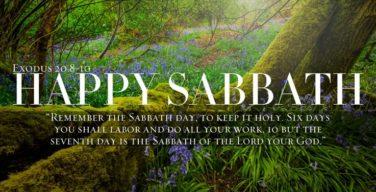 Sabbath day