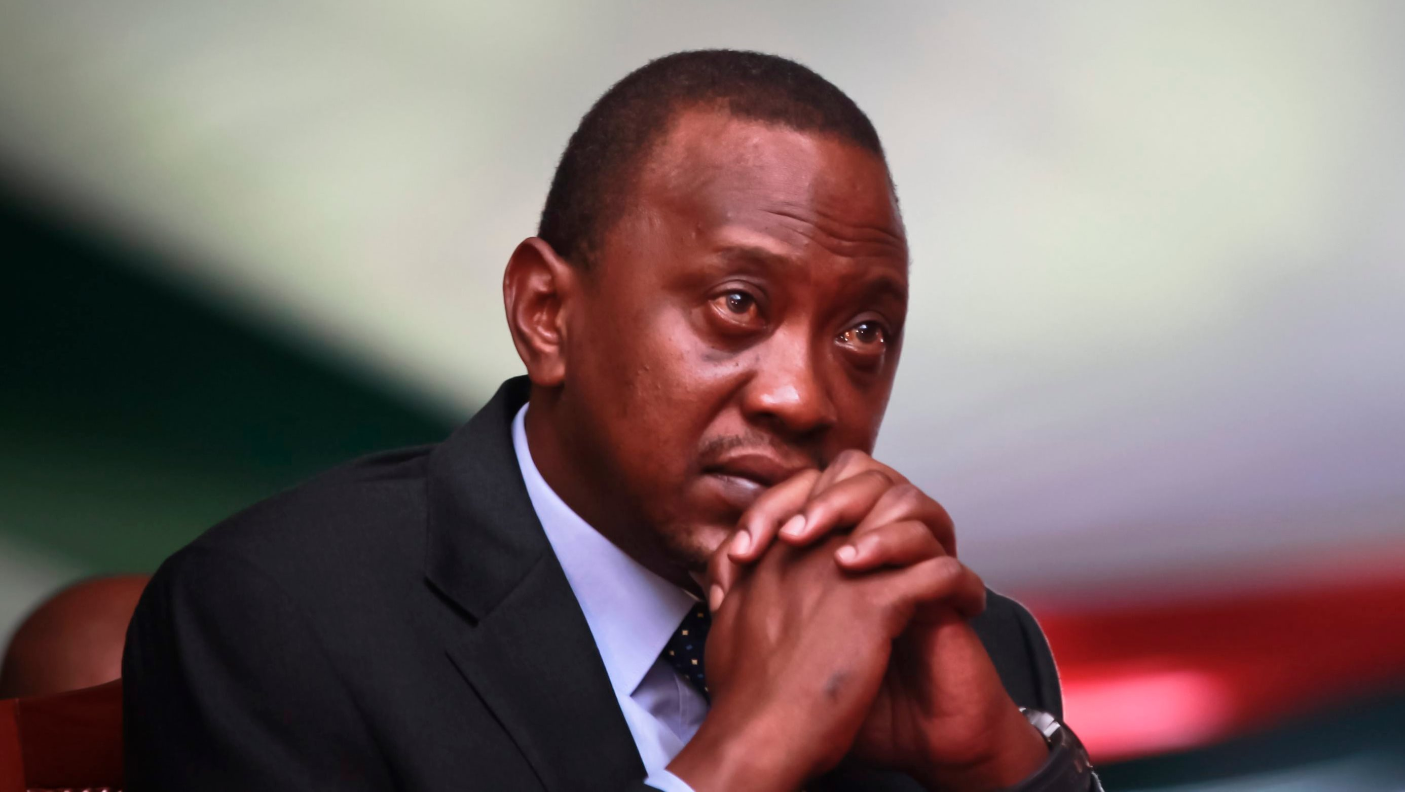 I was Angered By The Supreme Court Ruling -Uhuru