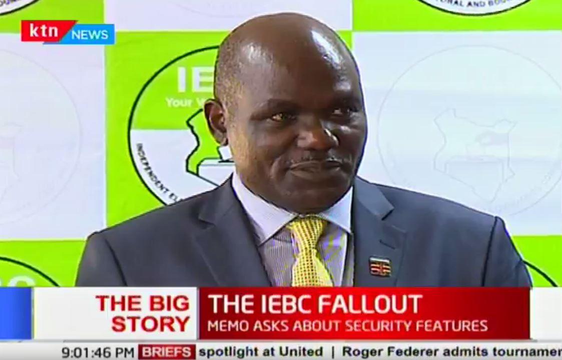Leaked: Chebukati memos reveal rot, infighting at electoral body