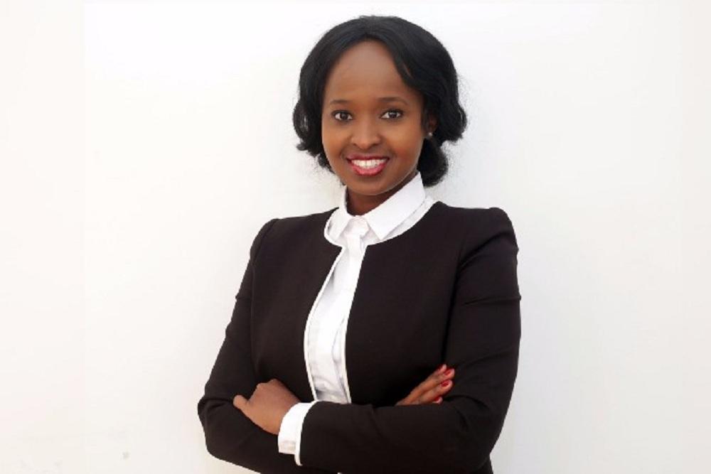 Angela Ndambuki, former Tatuu Singer is the new KNCCI CEO