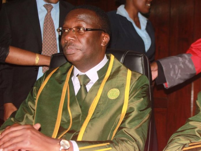 I was in London-Justice Wanjala