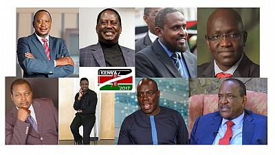 All Eight Presidential Candidates Will Be On The Ballot-IEBC