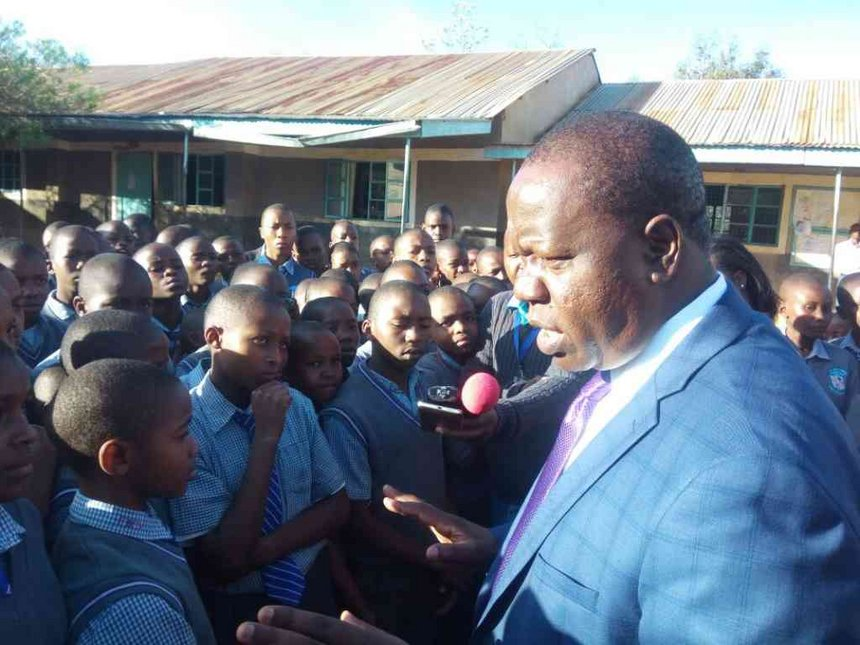 Over 1M KCPE Candidates Start Exams Amid Fears of Political Chaos