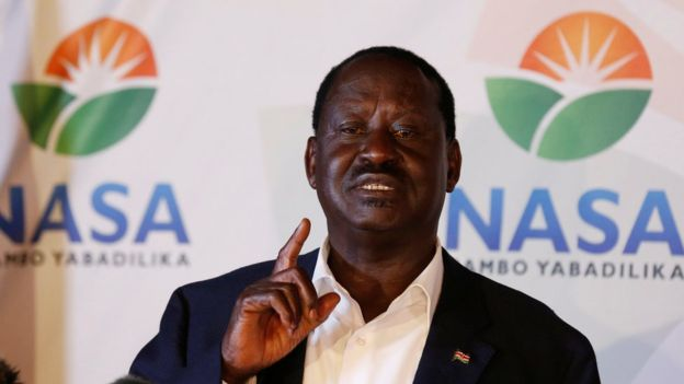 Raila To Declare Next Move After Uhuru's Bittersweet Victory