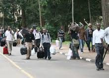 UON Closed Indefinitely Due To Student Riots