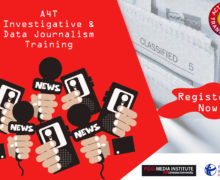 Exciting Opportunity for Aspiring Investigative and Data Journalists