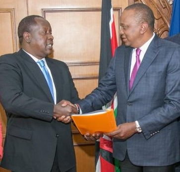 9,846 students scored above 400 marks-Fred Matiang'i
