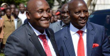 Gakuru and Mutahi