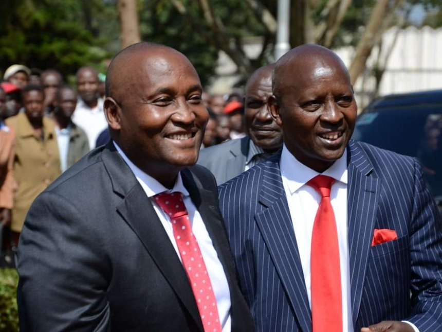 Mutahi Kahiga To Be Sworn In Following The Demise Of Nyeri Governor
