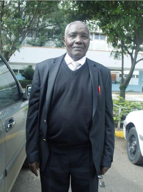 Pastor Francis Njau