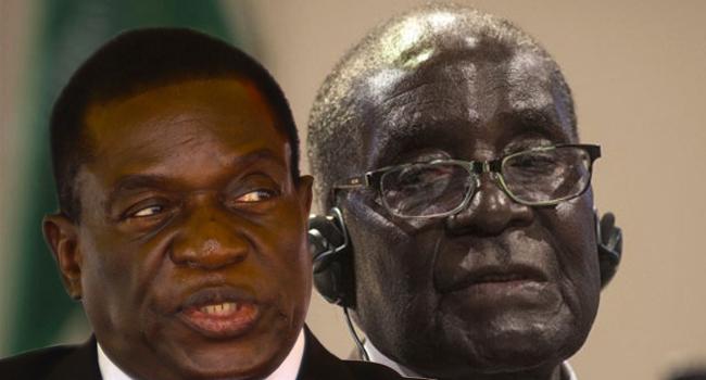 Emmerson Mnangagwa: The man behind Zimbabwe coup?