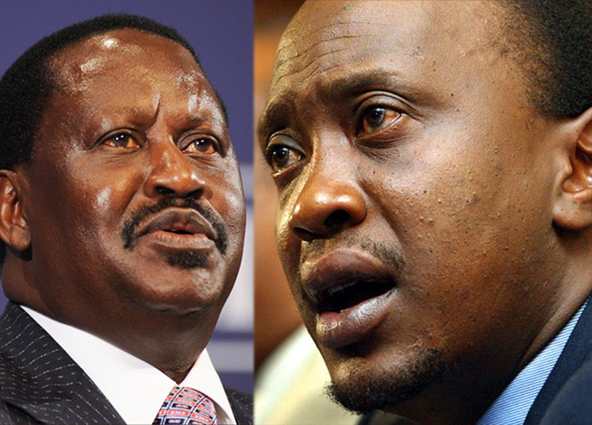 You will not have it easy,liberation battle has just begun-Raila