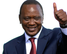 Supreme Court upholds Uhuru's re-election