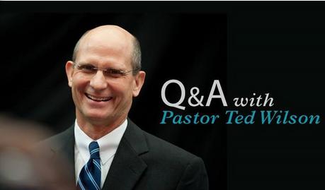 Pastor Tendy Wilson
