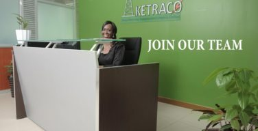 Ketraco is hiring