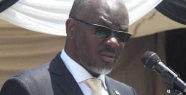 LSK President Isaac Okero