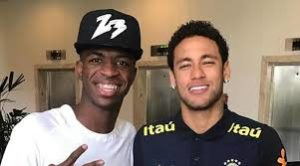 Vinicius Jr and Neymar Jr