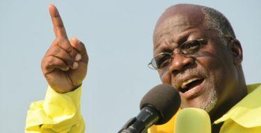 Tanzania President Maguful