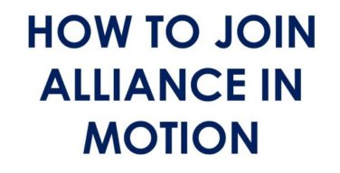 How to Join Alliance in Motion