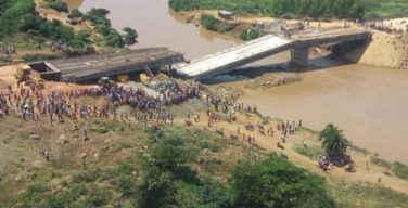 Collapsed: Sigiri bridge, Budalangi