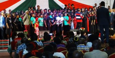 Eric Wainaina and 1000 voices for peace