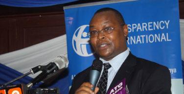 Samuel Kimeu, Transparency International