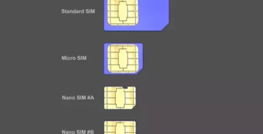 Simcard types