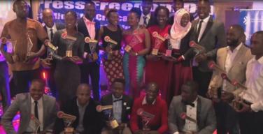 AJEA 2017 winners