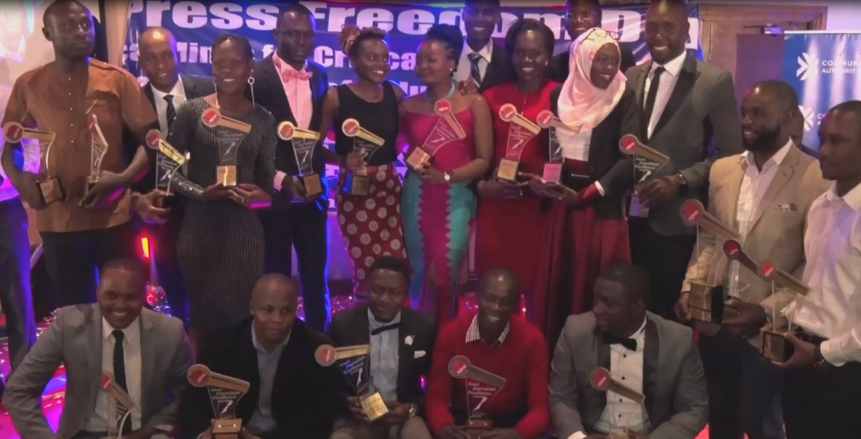 New Video: AJEA 2017 winners unveiled