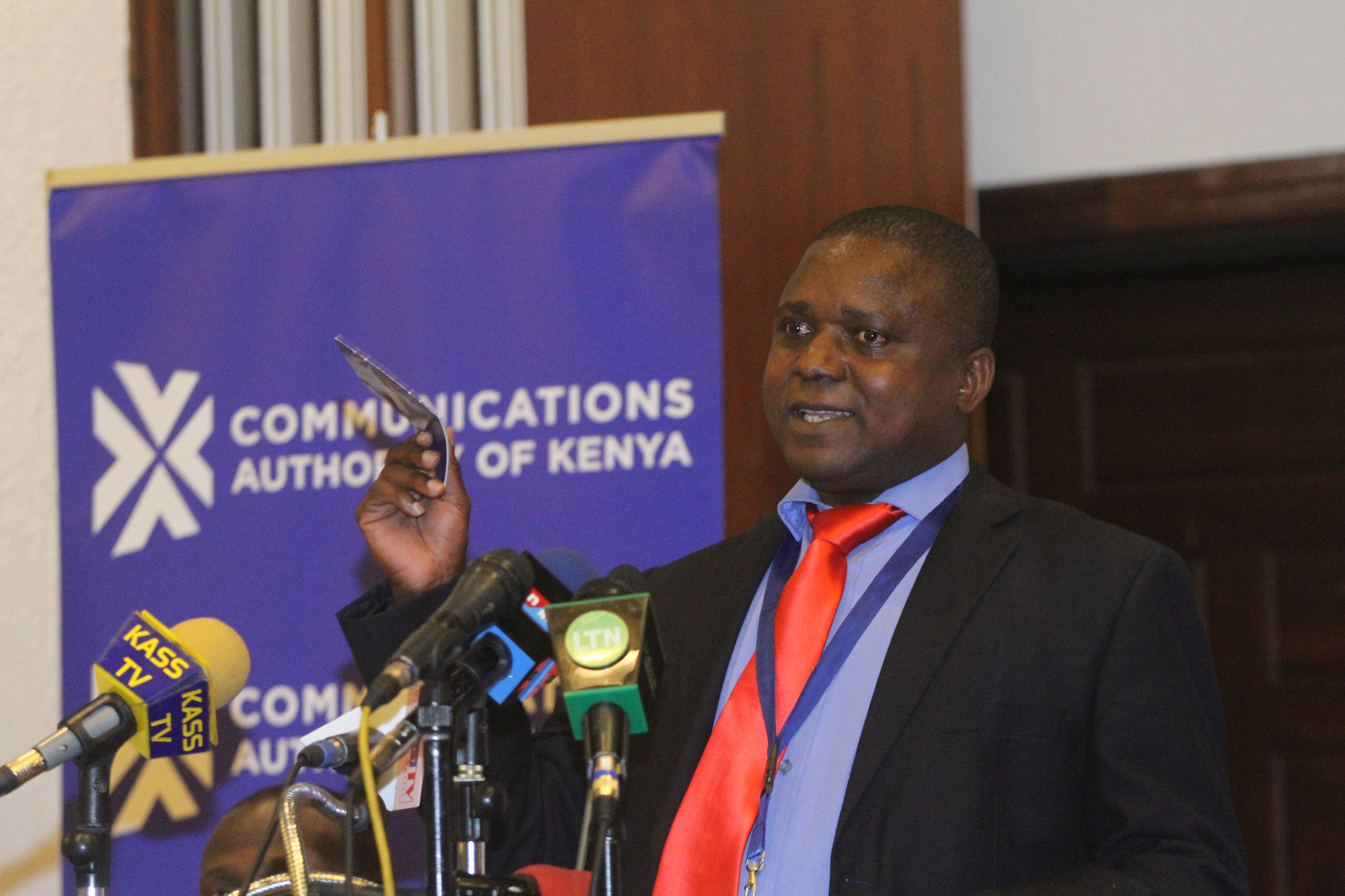 MCK leads series of media trainings ahead of general election