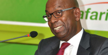 Safaricom's Bob Collymore named best CEO in Africa
