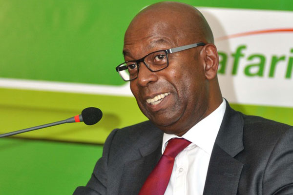 Safaricom boss Bob Collymore named best CEO in Africa